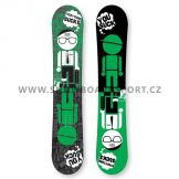 Snowboard Step Child Salary Man 158 cm
