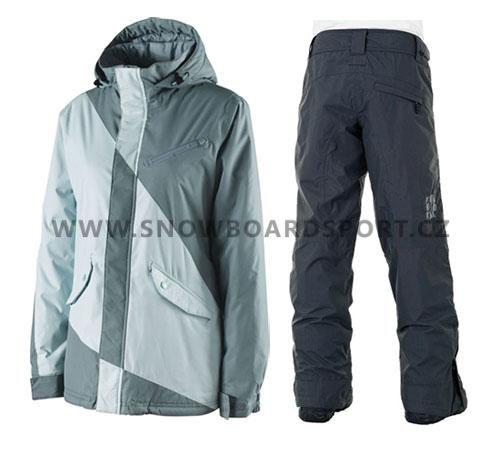 e92ec607102 Komplet oblečení bunda Special Blend Syrin kalhoty Funstorm Paringa ...