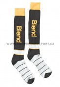 Ponožky Special Blend Light Weight Sock Blackout