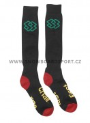 Ponožky Special Blend Midweight Sock Blackout