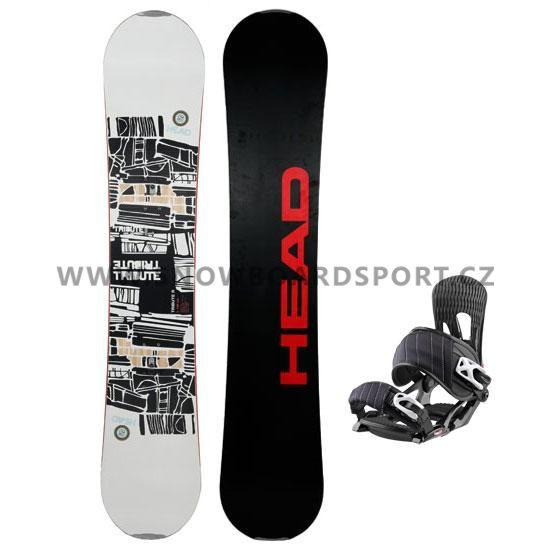 5e2819a69a3 Snowboard set dámský Head Tribute R Rocka 11 12
