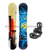 Snowboard set Head True 11/12