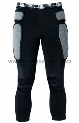 Chrániče Head Crash Pant 3/4 Black 11/12