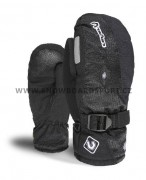 Rukavice na snowboard dámské Level Explorer W Mitt Black 12/13