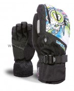 Rukavice na snowboard Level Matrix PK Rainbow 12/13