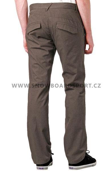 Kalhoty pánské Funstorm Gilead Brown W13  5d4929f099