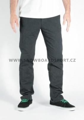 Kalhoty pánské Funstorm Gilead Black W13  434a24c3fa