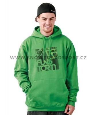 4af80af02a5 Mikina pánská Funstorm SHAW Green W13