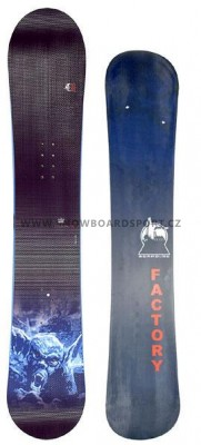 Snowboard FACTORY SPIKE